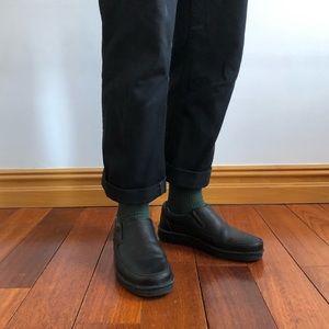 Clark's Minimal Vintage Loafer Pull-ons